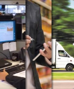 Distribution and logistics management to stores