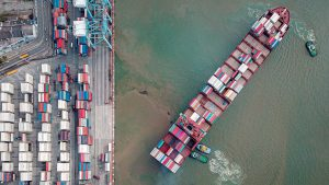 Management of supply chains and logistics systems